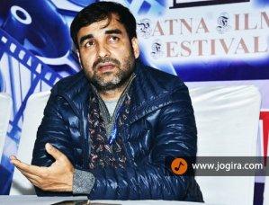 actor pankaj tripathi in patna film festival