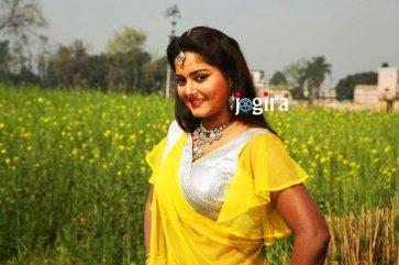 bhojpuri actress anjana singh ka photo