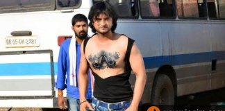 bhojpuri film gunday shooting