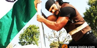 khesari lal yadav busy in shooting of aatankwadi