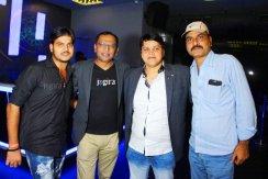 kallu in bhojpuri film producer mdhuvendra rai birthday party