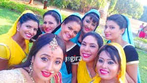 rani chatterjee starrer bhojpuri film gunday shooting