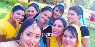 rani chatterjee starrer bhojpuri film gunday shooting
