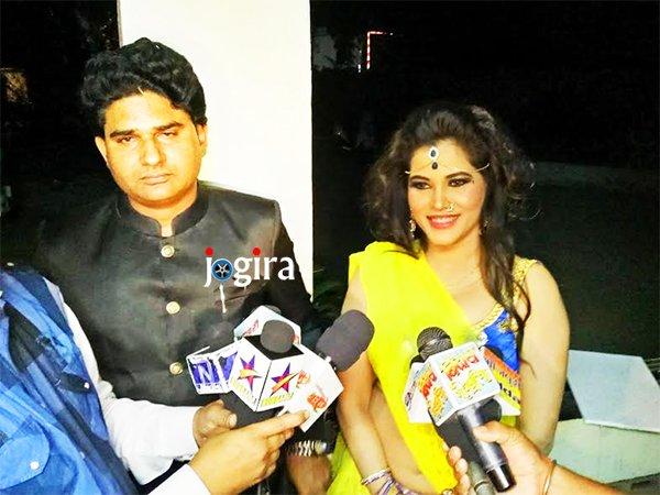 seema singh in bhojpuri film gunday
