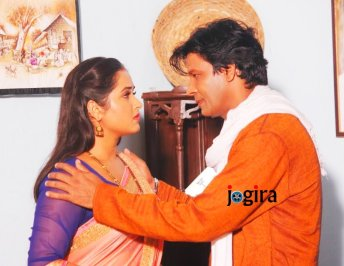 kajal raghwani and biraj bhatta in chir haran