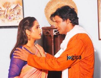 kajal raghwani and biraj bhatta in chir haran