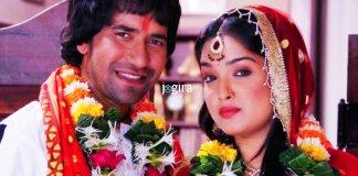 भोजपुरी फिल्मों की अभिनेत्री आम्रपाली की 70 वी शादी