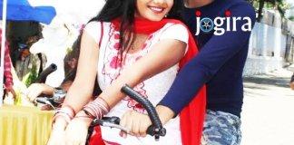 अरविन्द अकेला कल्लू और ऋतू सिंह एक साथ भोजपुरी फिल्म स्वर्ग में