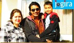 viraj bhatt family