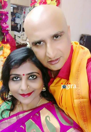 awadhesh mishra wife