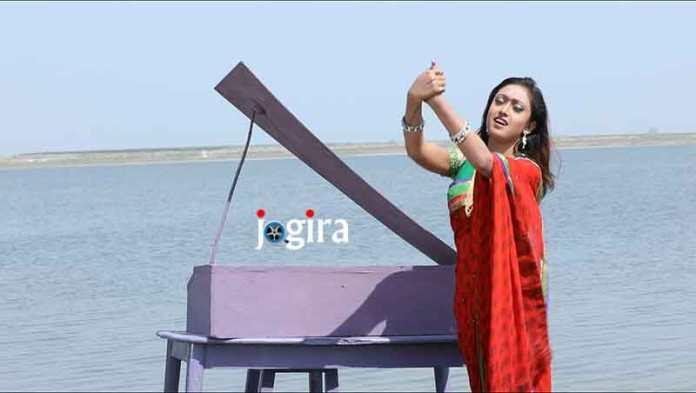 भोजपुरी फिल्म छेका का एक दृश्य