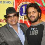 Superstar Khesarilal Yadav associated with Mumbai Film Academy