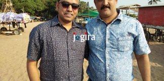 Sabrang Bhojpuri Film Award winner PRO Ranjan sinha