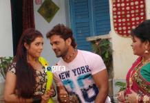 Khesarilal Yadav's Bhojpuri movie Raja Jani shooting started at Deoghar
