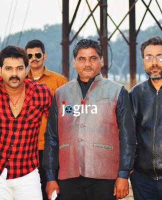 Pawan Singh starrer Bhojpuri film Wanted shoots complete with mega schedule