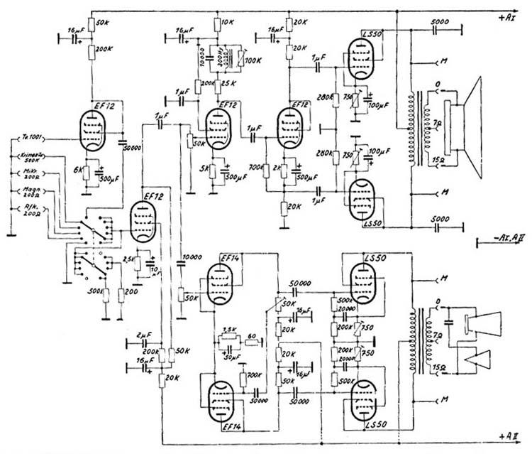 Ceriatone Amp Wiring Diagram