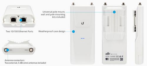 Ubiquiti Unifi AP Outdoor Sleek Design