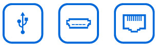 Linksys WRT1900AC USB 3.0, ESATA, & GIGABIT ETHERNET PORTS