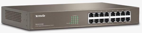 Tenda TEG1016D Advanced Chip Design