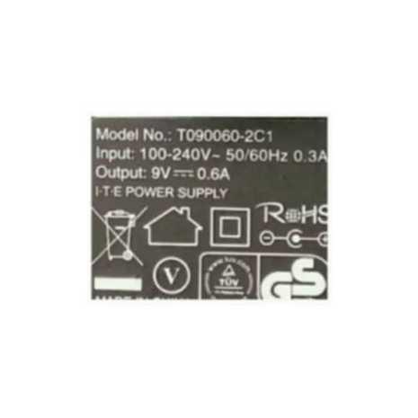 Adaptor TP-Link 9V 0,6A Original 02