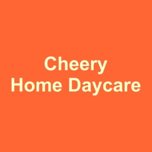 Cheery Home Daycare jogjalowker