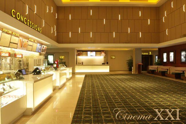 Jadwal dan Tiket Bioskop Ambarukmo XXI