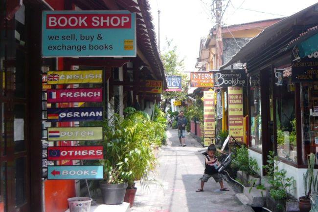 Kampung Bule Prawirotaman