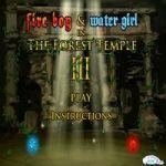 Água e Fogo 5 no Templo da Floresta 2