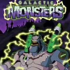 Ben 10 – Coleção Galactic Monsters