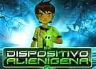 Jogar Ben 10 Dispositivo Alienígena Gratis Online
