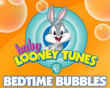 Bedtime Bubbles Baby Looney Tunes Games
