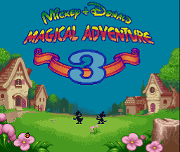 Mickey to Donald – Magical Adventure 3 English