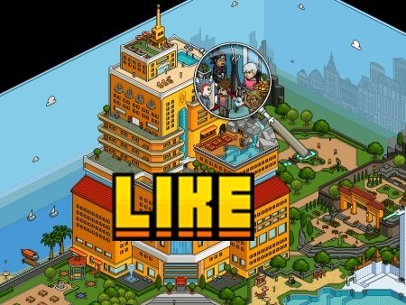 Like Hotel – Habbo Pirata