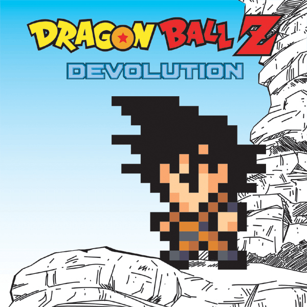 Dragon Ball Z Devolution 1.2 Hacked