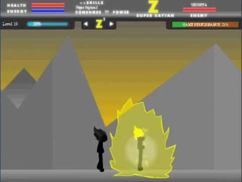 Dragon Ball Z – Power Effect Hacked