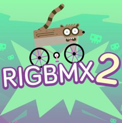 Regular Show Game – RigBMX 2