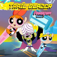 Trail Blazer Powerpuff Girls