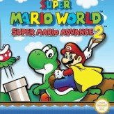 Super Mario Advance 2 : Super Mario World Mario Brother – Game Boy Advance Game