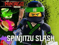Lego: Ninja Go – spindzhitsu Mestre