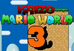 Kaizo Mario World 3 – Super Nintendo (SNES) Game
