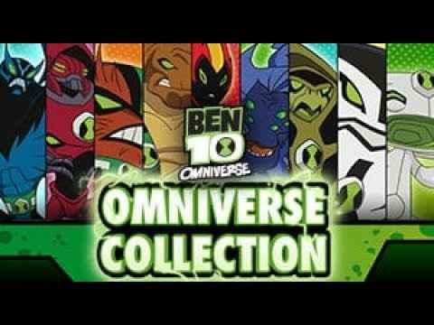 Ben 10 Game Creator Collection – Cartoon Network
