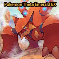 Pokemon Theta Emerald EX – Fun  Game