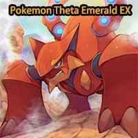 Pokemon Theta Emerald EX – Fun  Game