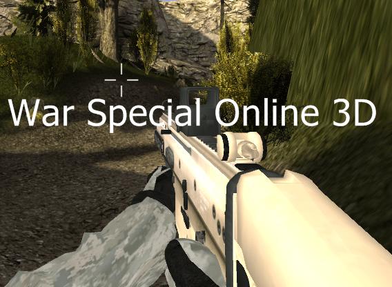 War Special  3D no PC
