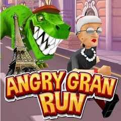 Angry Gran Run Paris WebGL