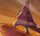 Gravity Falls Soos Confusing Adventure