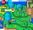 Mario New Easter World