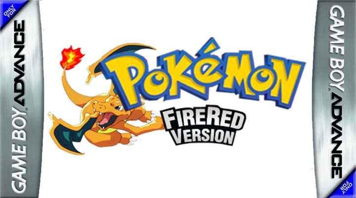 Pokemon FireRed GBA (em português)