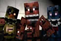 Minecraft FNAF