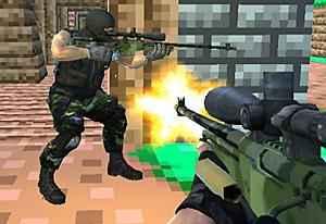 Play Special Strike no Facebook